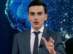 O apresentador Dudu Camargo. (Foto: Reprodução)