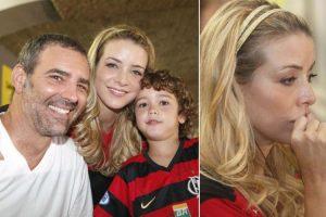 Christine Fernandes. Foto do site da O TV Foco que mostra Floriano Peixoto e Christine Fernandes terminam casamento