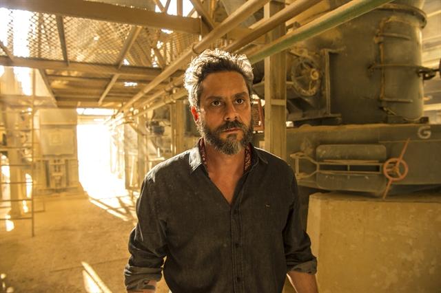 Pedro Gouveia (Alexandre Nero) em Onde Nascem os Fortes (Foto: Globo/Estevam Avellar)