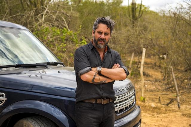 O ator Alexandre Nero (Foto: Globo/Estevam Avellar)