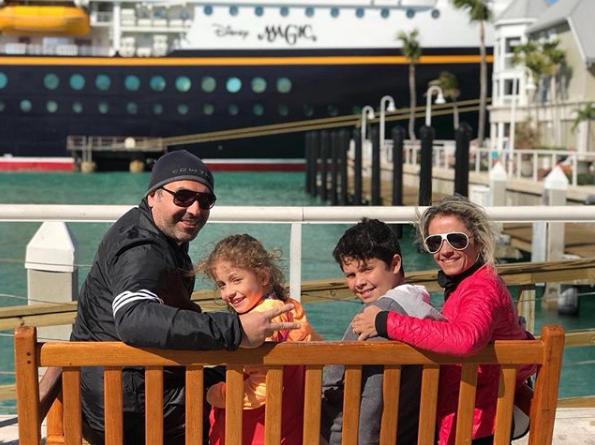 Saiba onde Reinaldo Gottino foi passar as férias com a família