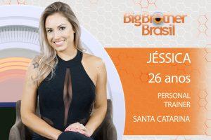Jéssica do BBB18 (Foto: Reprodução)