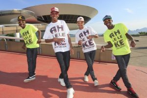MC Federado e os Lelekes, do hit dançado por Neymar (Foto: Divulgação)