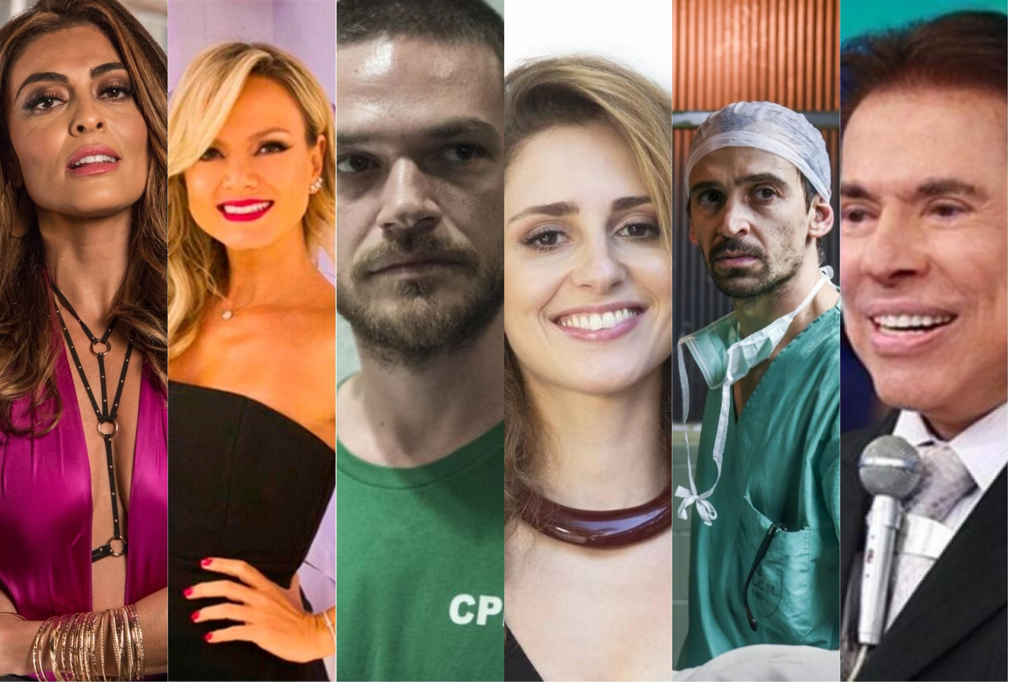 Veja os vencedores do Melhores do Ano TV Foco - parte 1 (Foto montagem: TV Foco)