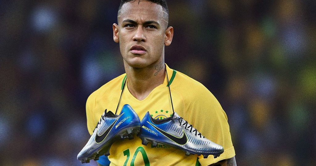 Nike Ready To Squeeze Adidas Out of Real Madrid With Neymar Funding Plans
