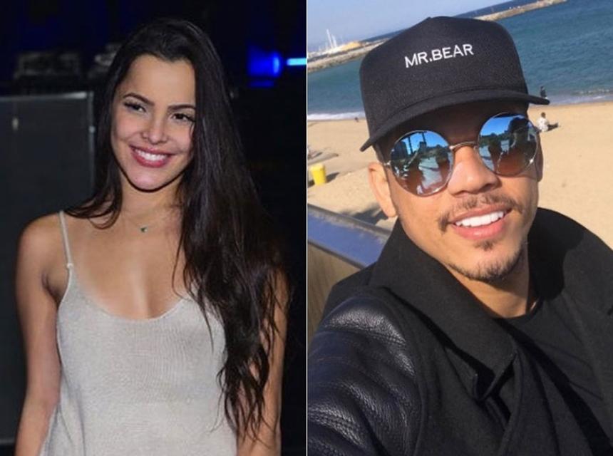Amigo de Neymar confirma namoro com ex-BBB Emilly Araújo
