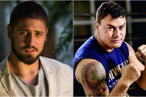 Daniel Rocha. Foto do site da O TV Foco que mostra Daniel Rocha será protagonista de série sobre a vida do boxeador Popó