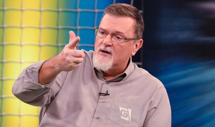 Chico Lang é comentarista da TV Gazeta. (Foto: Divulgação)