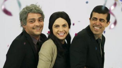 Tá no Ar fez sátira crítica com evangélicos. (Foto: Reprodução/TV Globo)