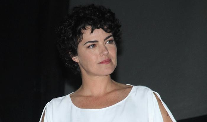Ana Paula Arósio pode fazer papel polêmico no teatro. (Foto: Divulgação)