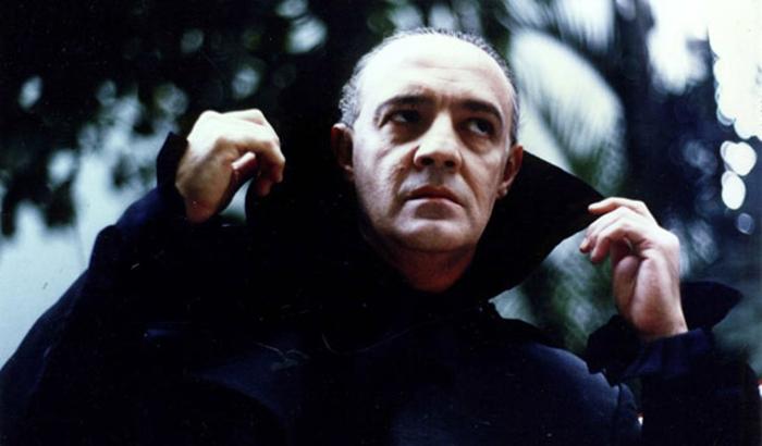 Ney Latorraca como o personagem Vlad de Vamp. (Foto: CEDOC/ TV Globo)