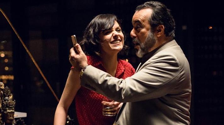 Tony Ramos e Monica Iozzi são protagonistas de Vade Retro. (Foto: Divulgação)