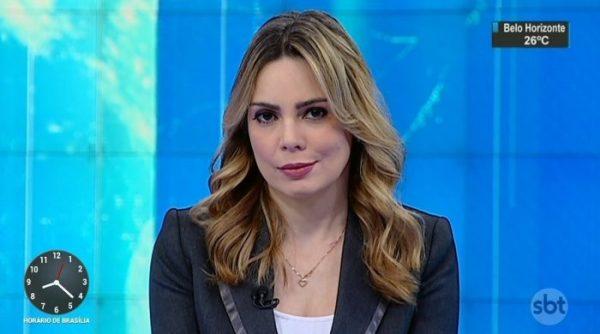 Rachel Sheherazade comemora condenação do ex-presidente Lula