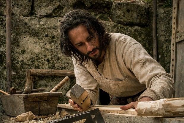 Rodrigo Santoro interpretou Jesus em Ben-Hur (Foto: Divulgação)