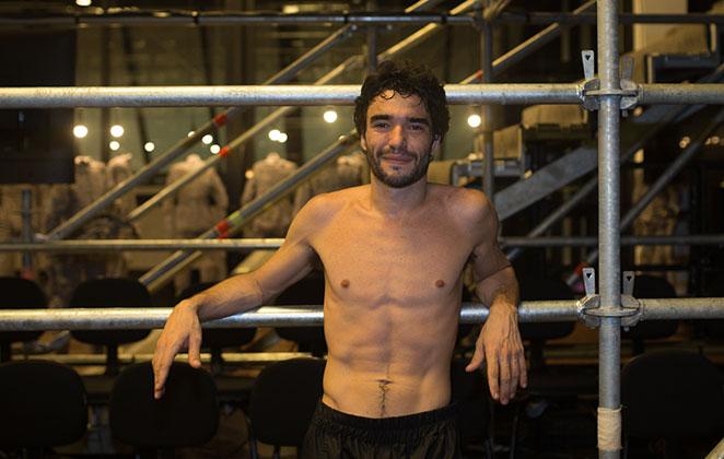 O ator Caio Blat, atualmente em O Sétimo Guardião da Globo está sendo acusado de assédio