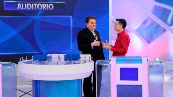 Silvio Santos elogia Dudu Camargo