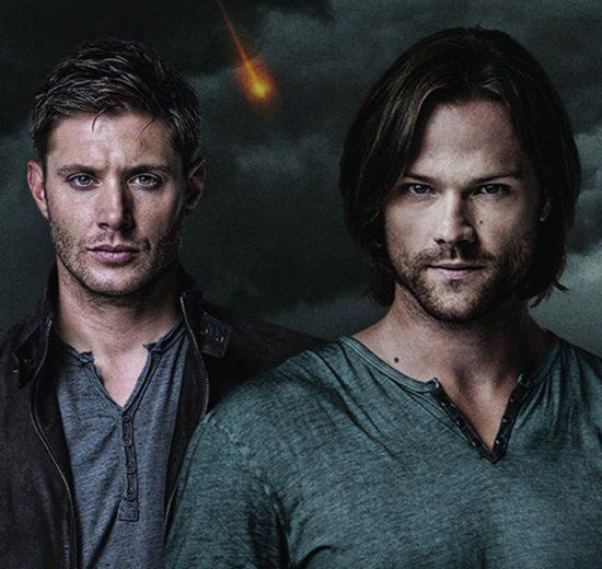 Dean e Sam Winchester na 10ª temporada de Sobrenatural (Foto: Divulgação)