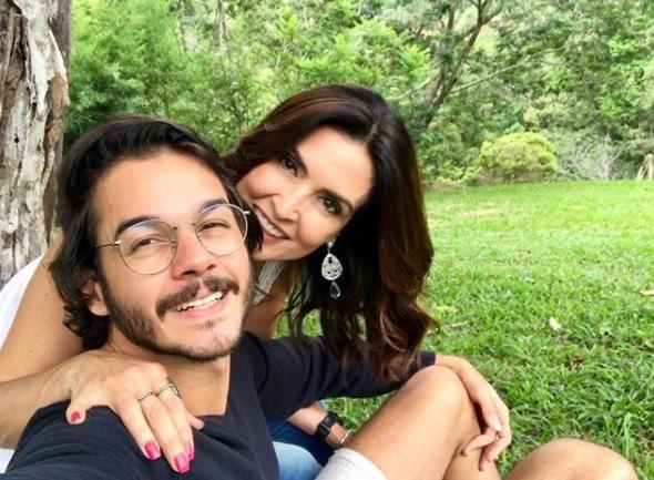A Apresentadora da Globo e do Encontro com Fátima Bernardes e Túlio Gadêlha (Foto: Divulgação)