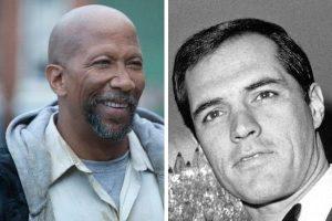 Series Filmes. Foto do site da O TV Foco que mostra No mesmo dia, morrem atores americanos que fizeram sucesso em séries e filmes