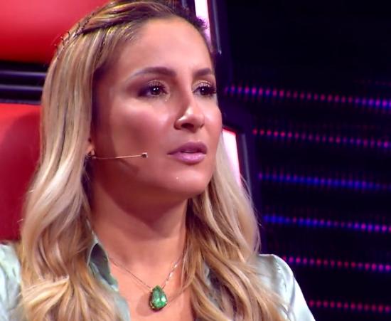 Claudia Leitte, técnica do The Voice Kids (Foto: Reprodução/Globo)