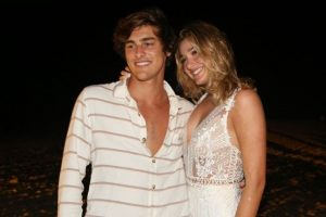 Sasha e o namorado, Bruno Montaleone (Foto: Divulgação)