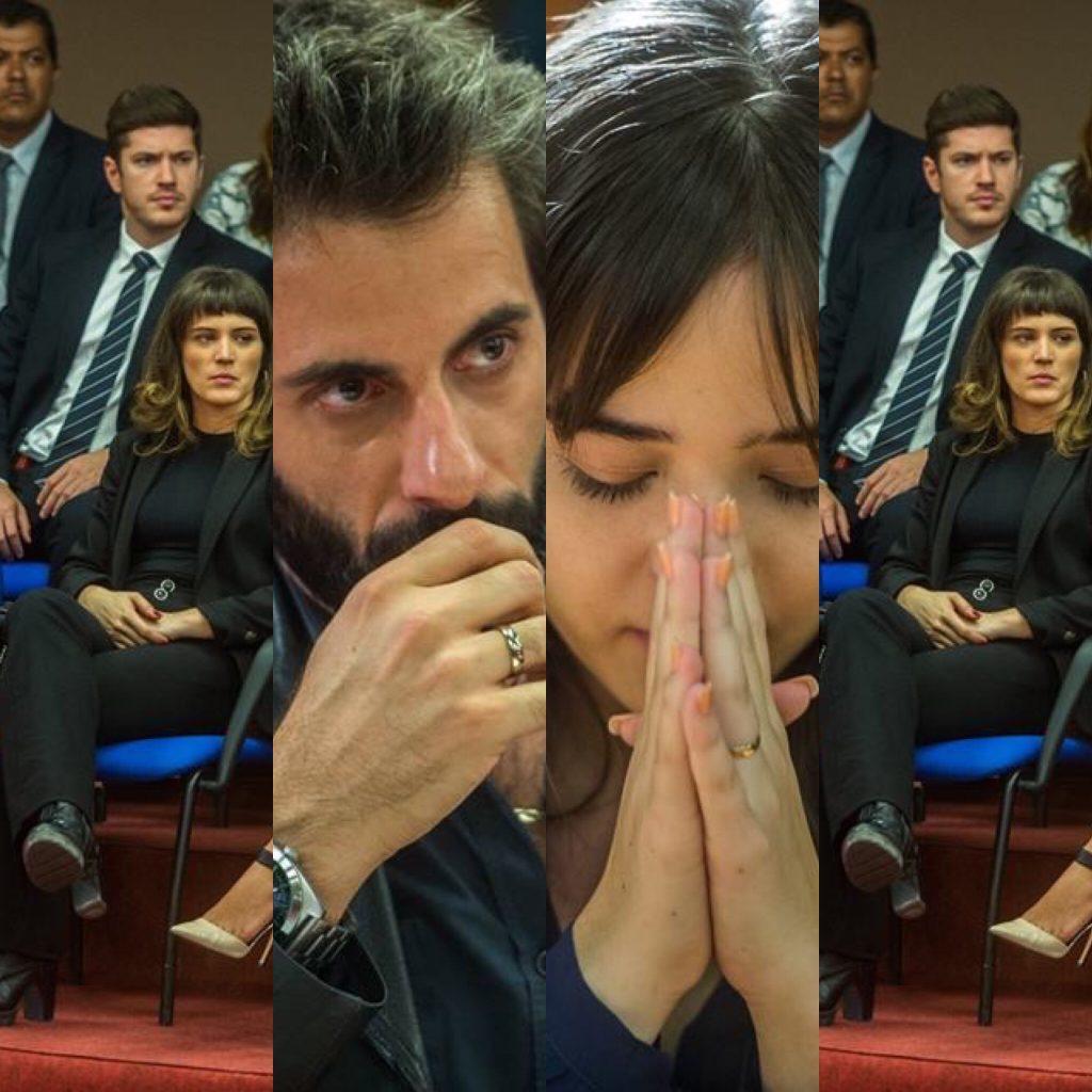 Julgamento de Vinicius em O Outro Lado do Paraíso bombou na web (Foto montagem: TV Foco)