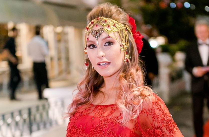 A atriz Carla Diaz (Foto: Reprodução)