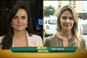 Audiencia Brasil. Foto do site da O TV Foco que mostra Fala Brasil surpreende em feriado de carnaval e tem recorde de audiência