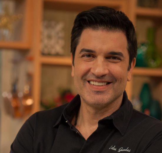 O apresentador Edu Guedes (Foto: Divulgação)