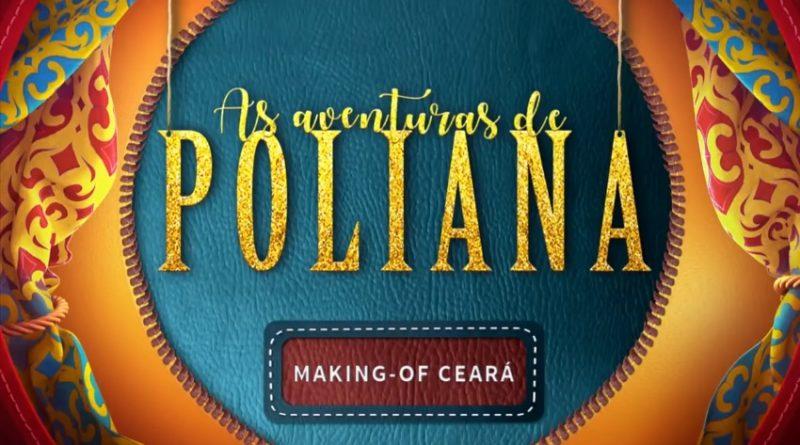Vem aí a novela As Aventuras de Poliana. (Foto: Reprodução)