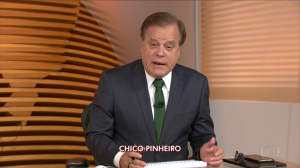 Chico Pinheiro na edição do Bom Dia Brasil desta quarta-feira (Foto: Reprodução)