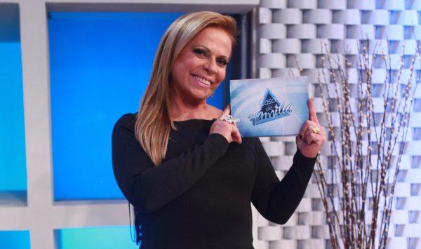 Christina Rocha volta a gravar o casos de Família