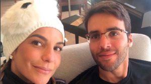 A cantora e apresentadora do The Voice Brasil da Globo, Ivete Sangalo e o seu marido Daniel Cady (Foto: Reprodução)