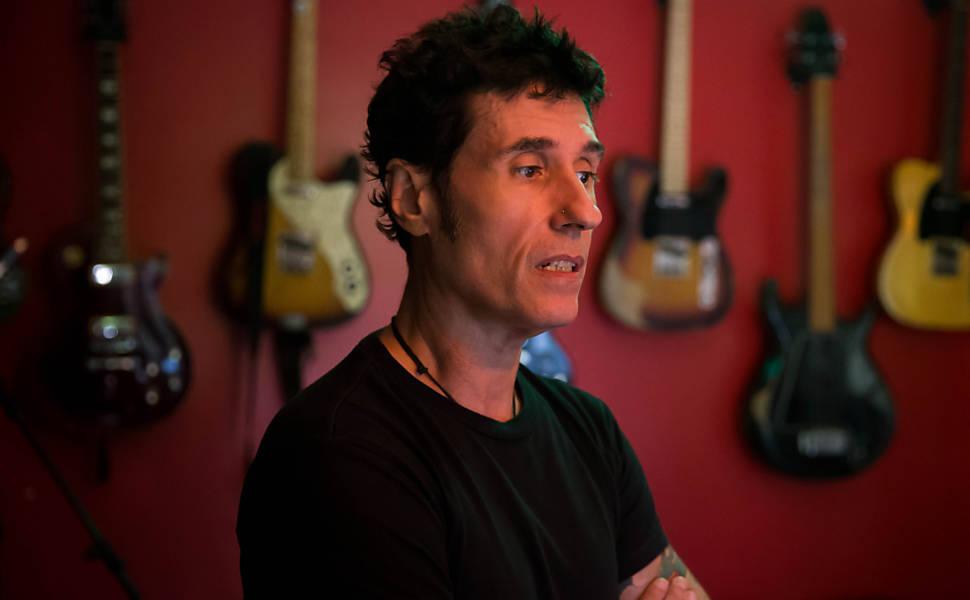 O cantor Dinho Ouro Preto (Foto: Divulgação)