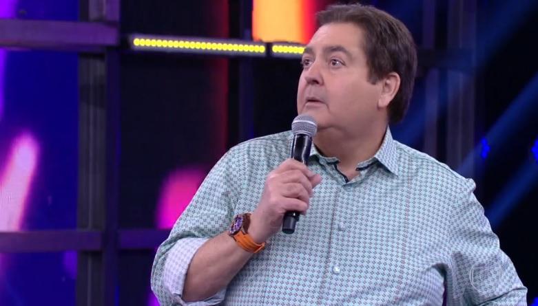 Fausto Silva, o Faustão (Foto: Reprodução)