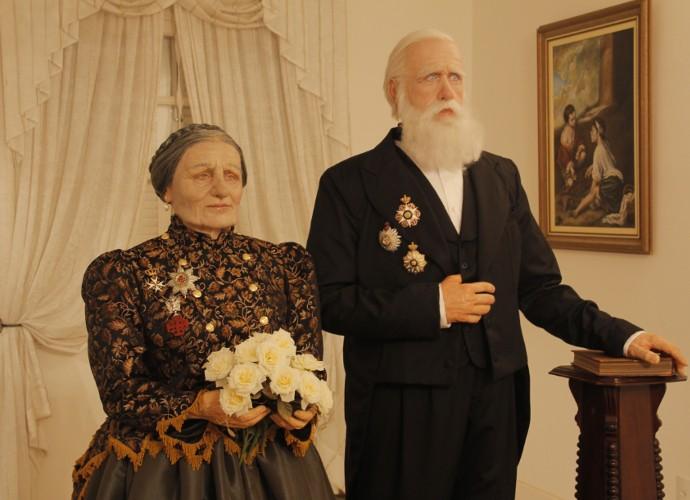 Novela Sobre Dom Pedro II Também Terá Destaque Para