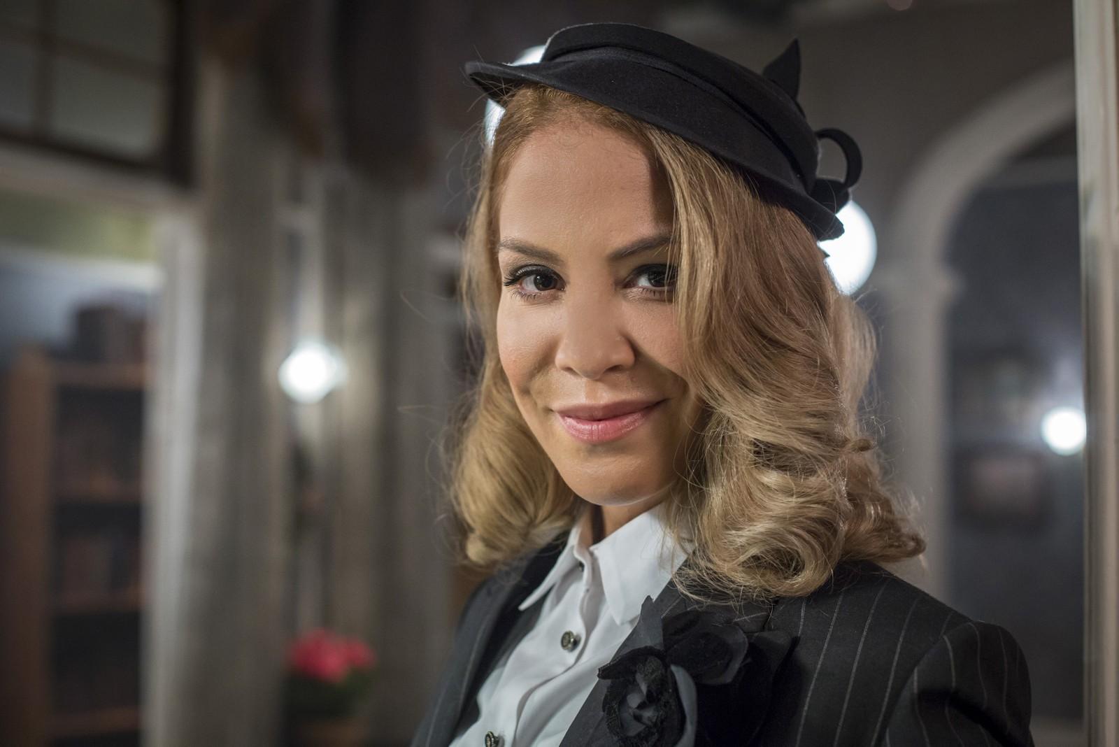 Julia Almeida está em Tempo de Amar (Foto: Marília Cabral/Globo)
