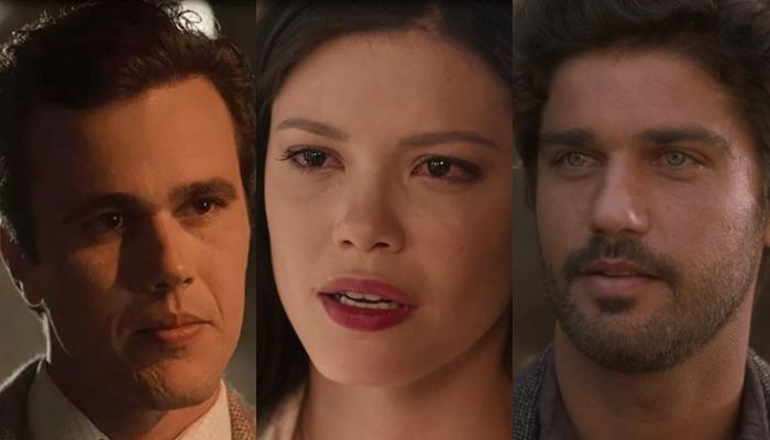 Reta final da novela Tempo de Amar. (Foto: Reprodução/Globo)