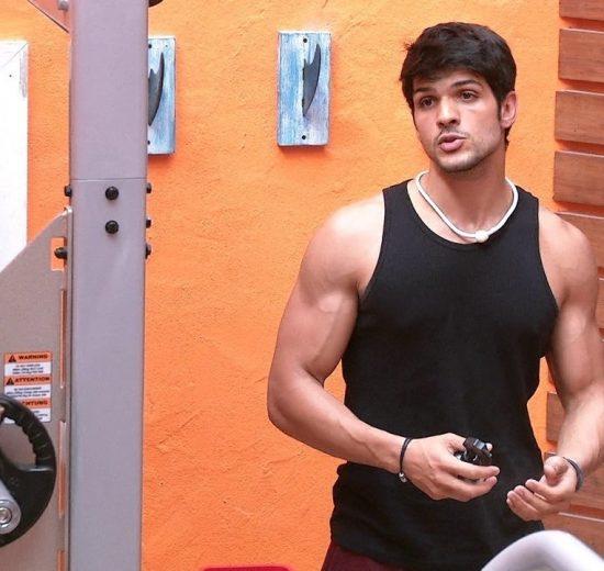 Lucas, participante do Big Brother Brasil 18 (Foto: Reprodução/TV Globo)