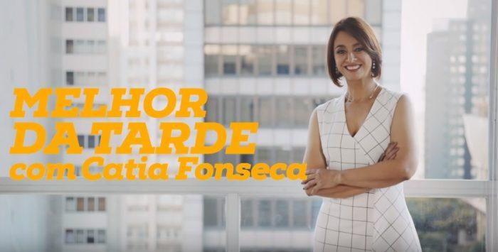 Divulgados o logo e novo visual de Catia Fonseca para o
