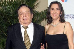 Florinda Meza. Foto do site da O TV Foco que mostra Florinda Meza faz homenagem emocionante a Roberto Bolaños na web