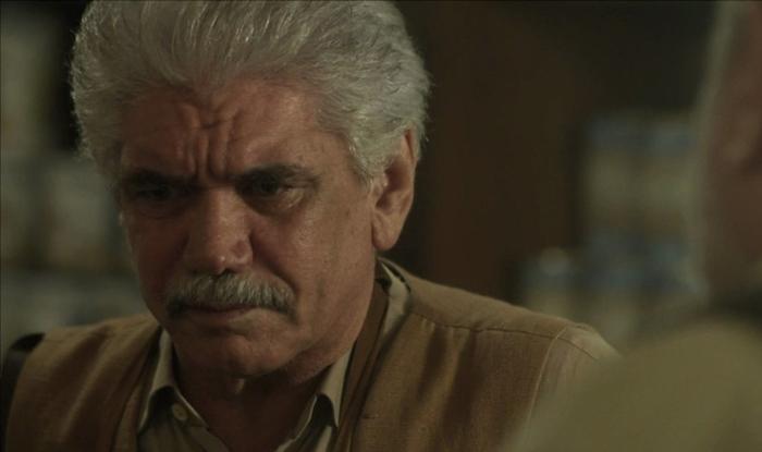 Geraldo (Jackson Antunes) contrairá febre amarela em Tempo de Amar. (Foto: Reprodução/TV Globo)