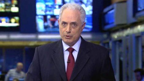 William Waack pode comandar o programa Roda Viva na TV Cultura. (Foto: Reprodução)