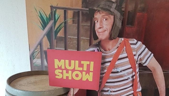 Chaves e Chapolin foram adquiridos pelo Multishow. (Foto: Reprodução)