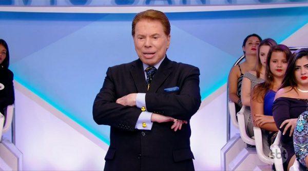 Silvio Santos causa pânico e aterroriza a Record