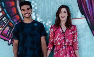 O casal Sérgio Malheiros e Sophia Abrahão. (Foto: Reprodução/Instagram)