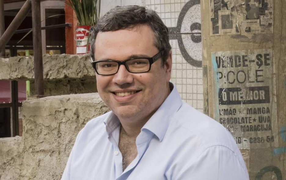 João Emanuel Carneiro é o autor de Segundo Sol (Foto: Reprodução)
