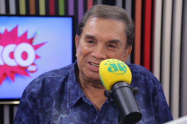 O humorista Dedé Santana, dos Trapalhões (Foto: Divulgação/Jovem Pan)