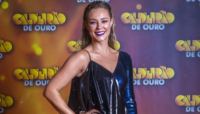A atriz Paolla Oliveira (Foto: Globo/Paulo Belote)