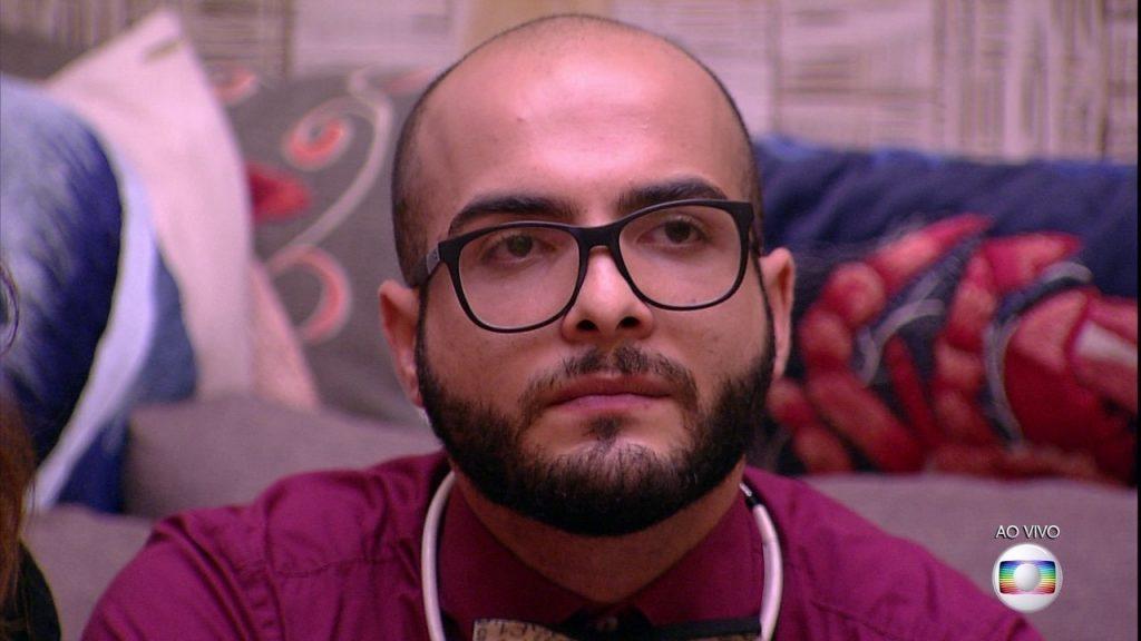 Mahmoud Baydoun abriu o jogo e revelou ter sofrido abuso sexual (Foto: Reprodução)